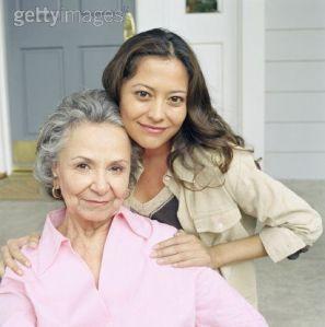 wanita hidup lama